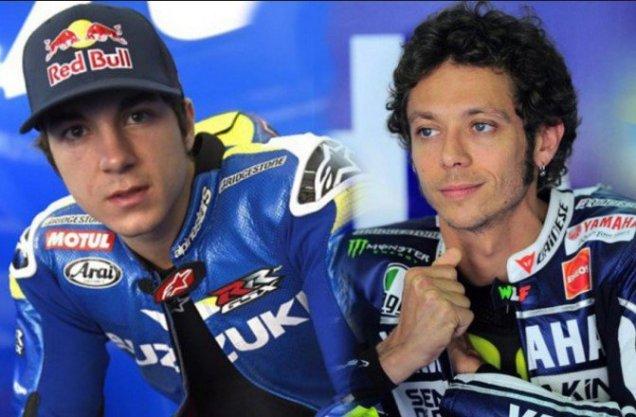 Apakah mereka akan jadi teman satu team di Factory Yamaha?