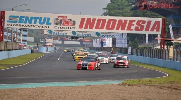 Sirkuit Sentul Indonesia